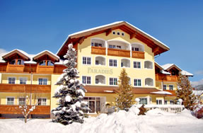 Aparthotel Paradies in Flachau